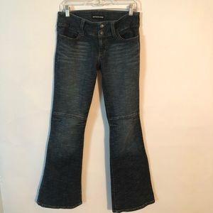 Misdemeanor Women's Denim Flare Leg Jeans Size 9